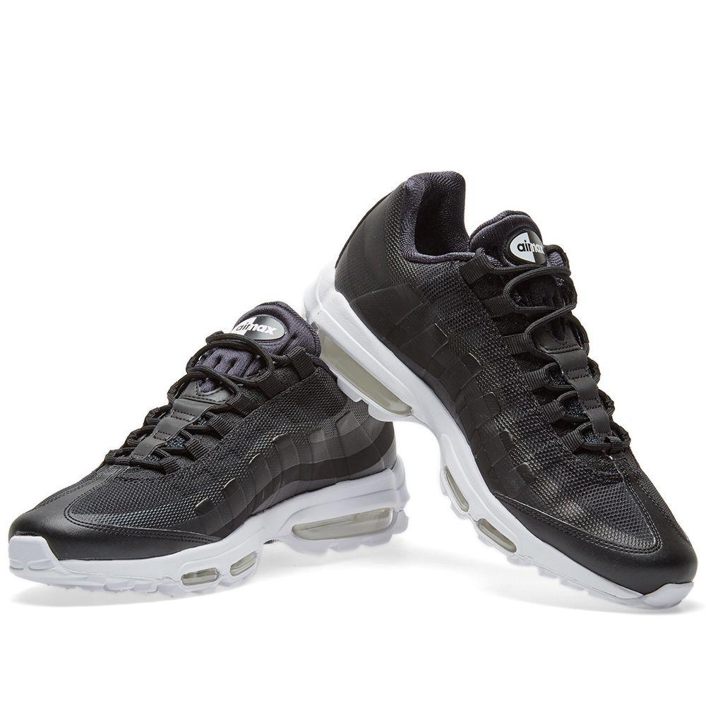 lowest price 25af3 2ea58 Nike Air Max 95 Ultra Essential. Black   White. AU 189. image