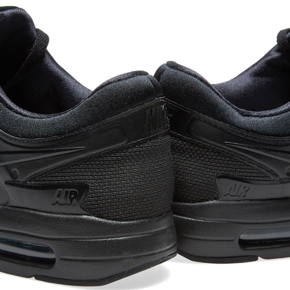 Nike Air Max Zero Essential Triple Black  9351cc2063b1