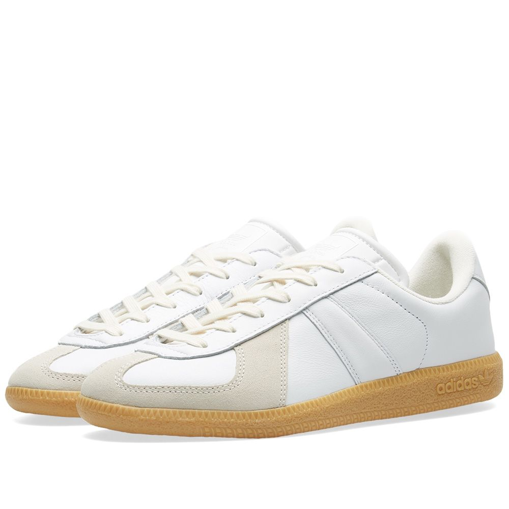 buy online 8b7b4 19258 Adidas BW Army White  Chalk White  END.