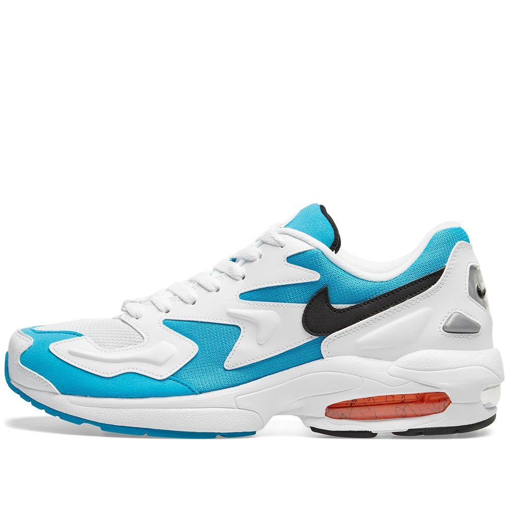 4041abee9923 Nike Air Max2 Light White