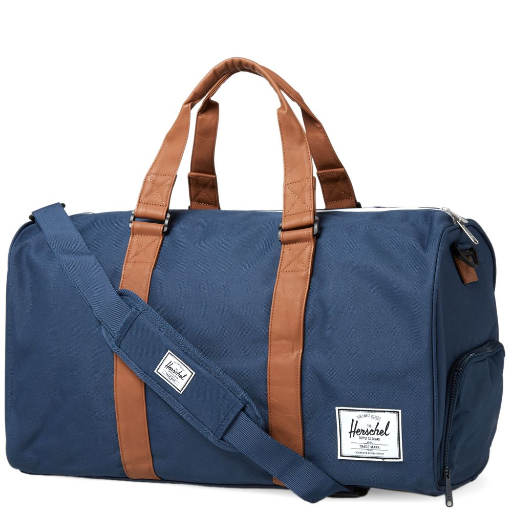 8840b8fded31 Herschel Supply Co. Novel Duffle Bag. Navy. HK 729 HK 475. image