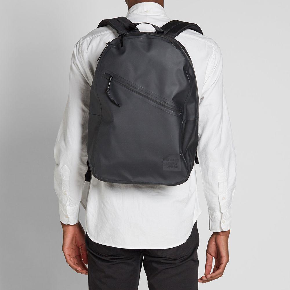769820b7c4c Herschel Supply Co. Studio Parker Backpack Black