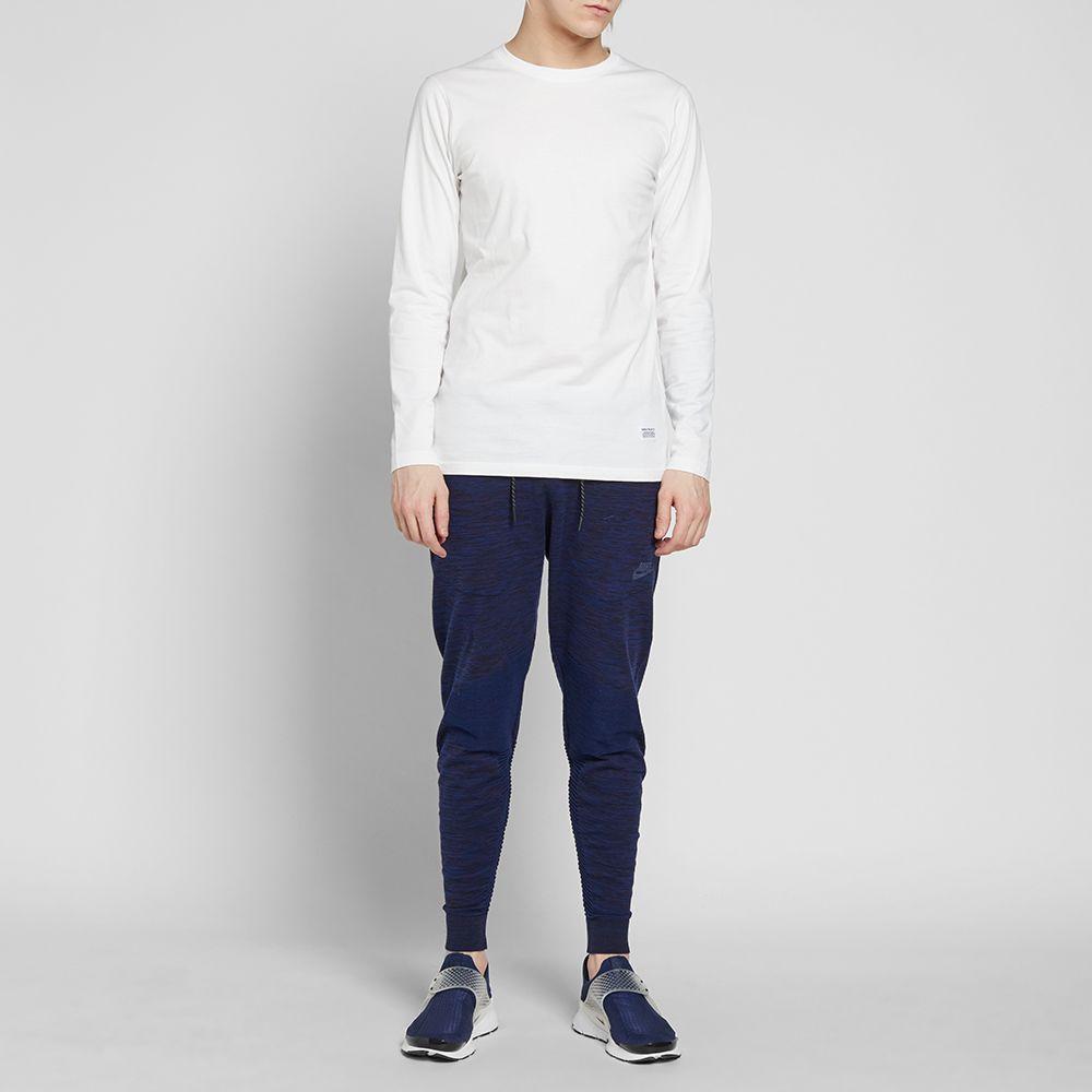 0034458697b3 Nike Tech Knit Pant Binary Blue