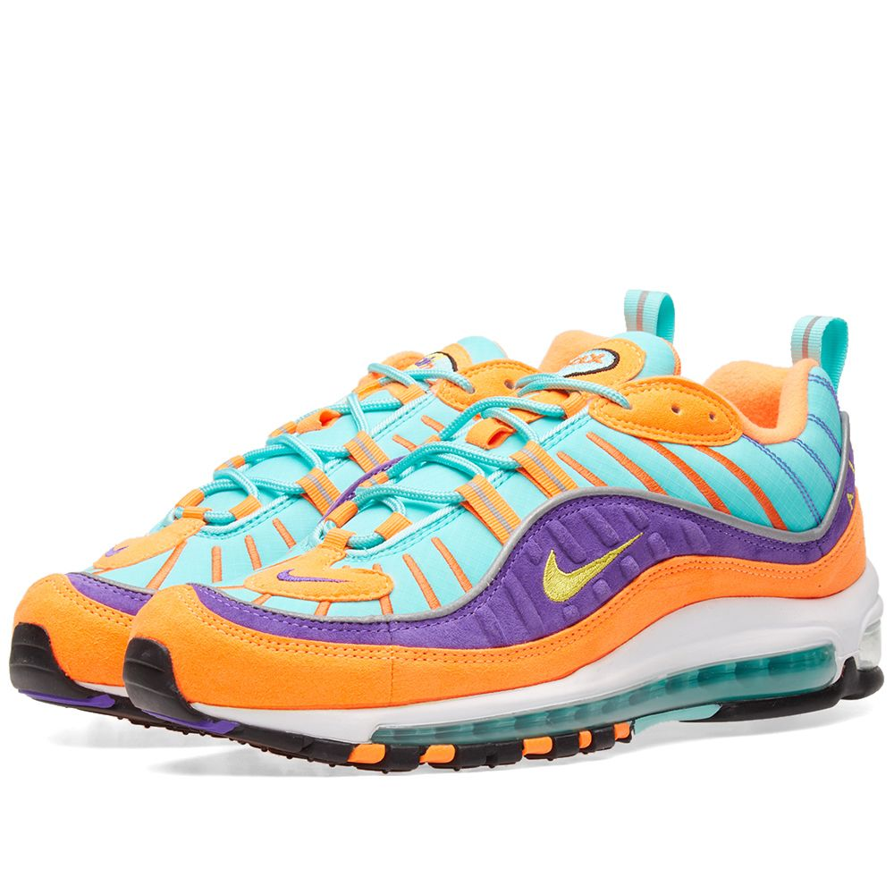 Nike Air Max 98 QS ConeGul Hyper Grape 924462 800