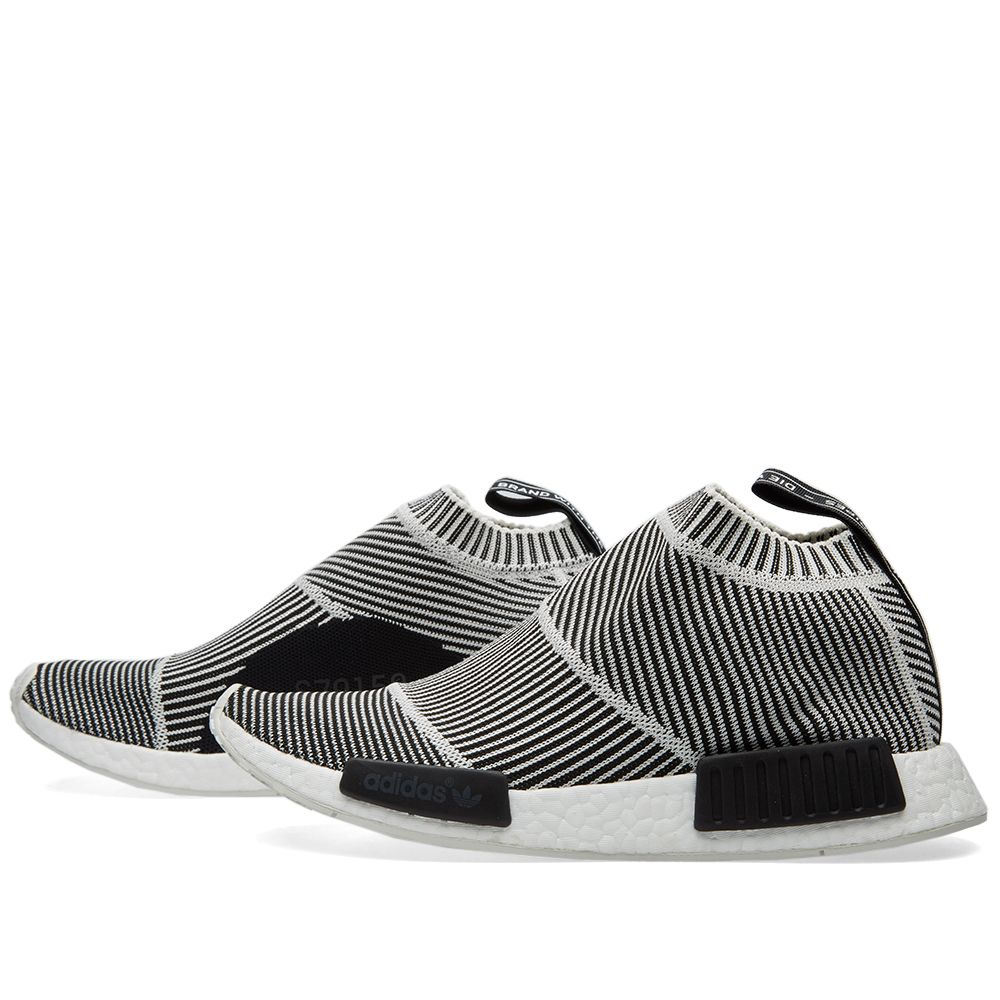 37c422621506 Adidas NMD City Sock PrimeKnit. Core Black   Vintage White. AU 219