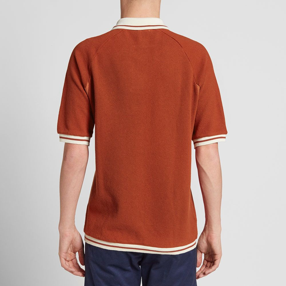 4af9416abe2a Fred Perry x Nigel Cabourn Sports Pique Polo. Dull Red.  129  79. Plus Free  Shipping. image
