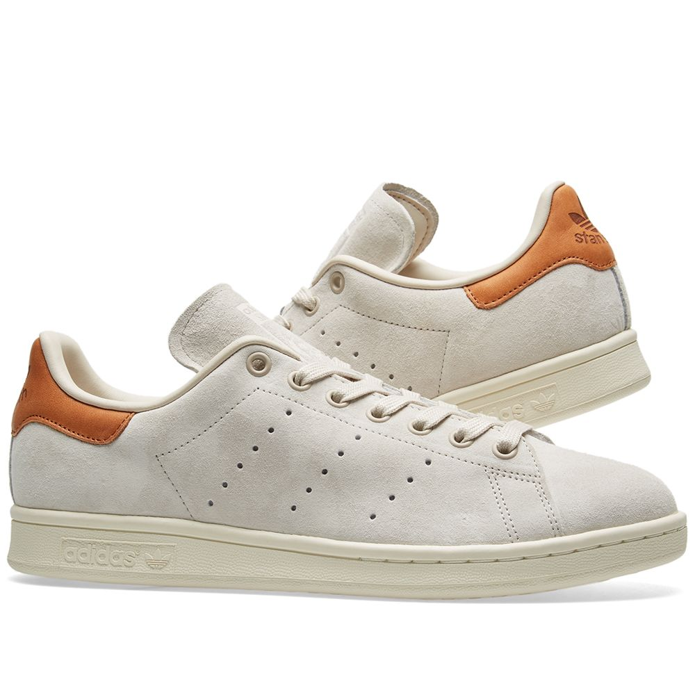 a65f5c705c551 Adidas Stan Smith Clear Brown   Off White