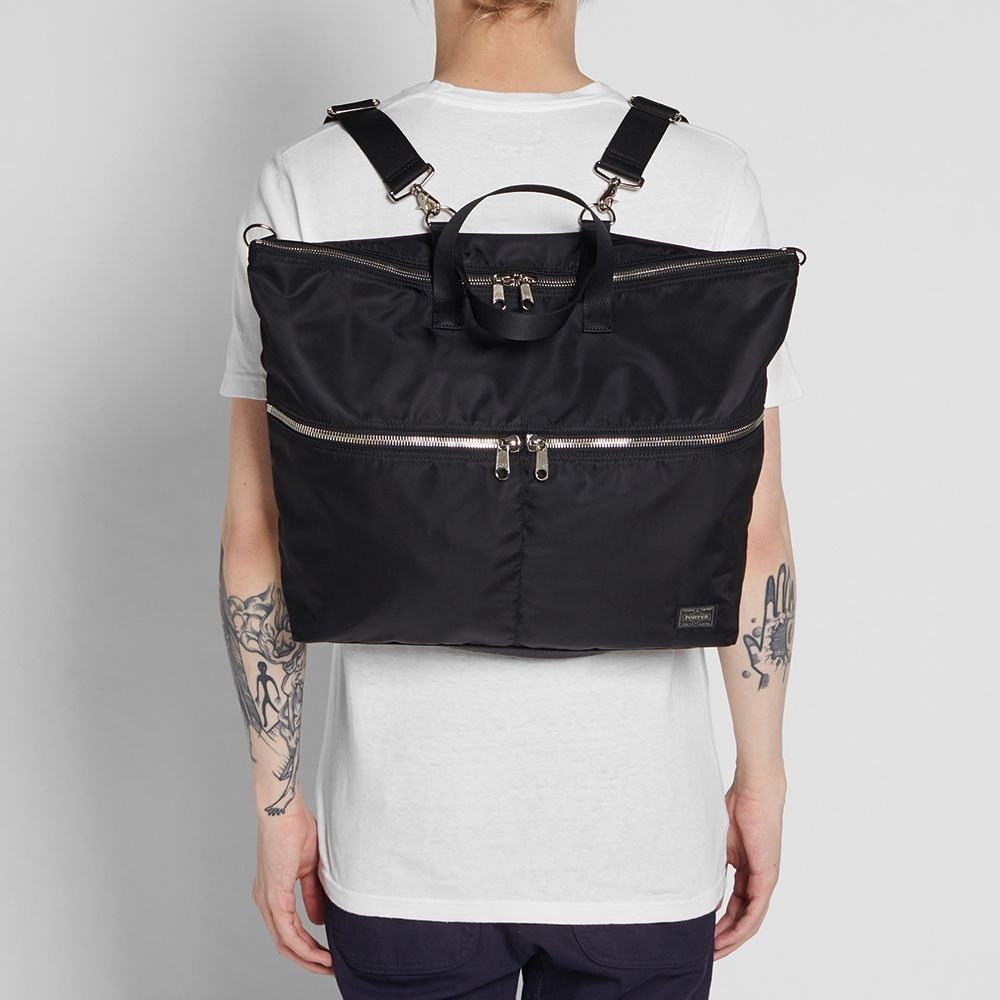 Head Porter U-Bahn 3-Way Tote Bag. Black.  399. Plus Free Shipping. image.  image. image 285a7a8124