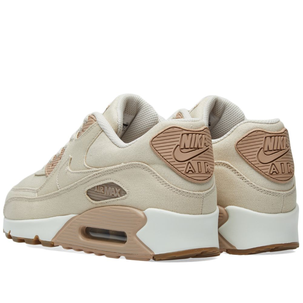 detailed look df9d1 db244 Nike Air Max 90 TXT Desert Sand  Sepia Stone  END.