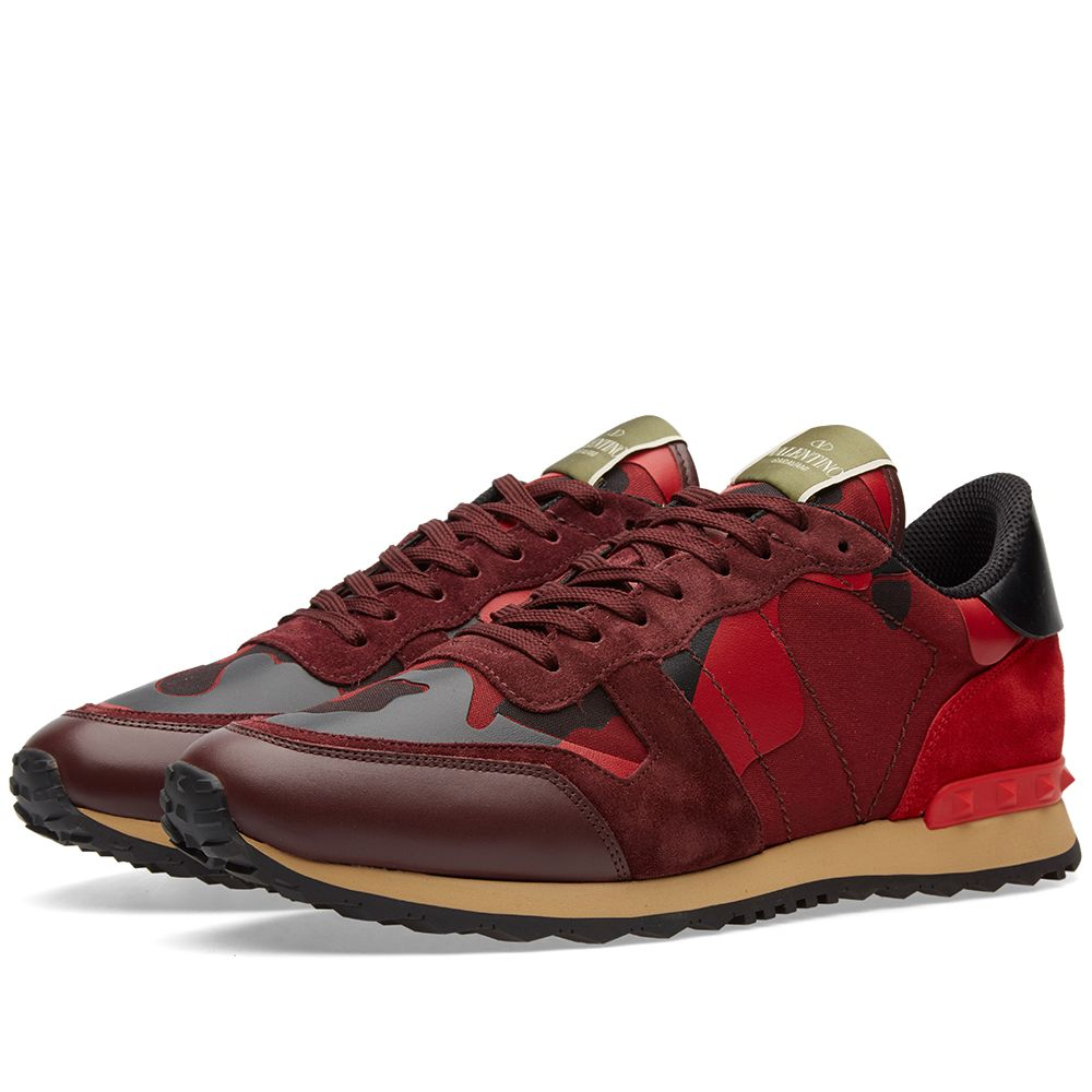 4a80335218fa3 Valentino Rockrunner Sneaker Red | END.