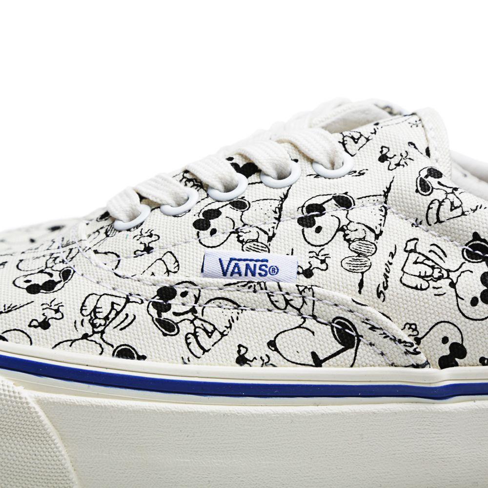 b9002437e5 Vans Vault OG Era LX  Camp Snoopy  Classic White