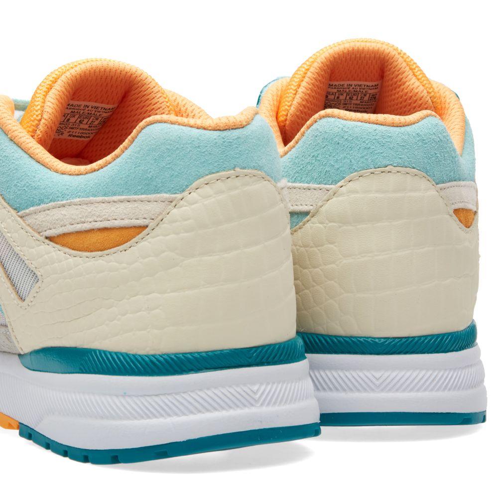 Reebok x Packer Shoes Ventilator CN  Four Seasons  Paper White ... 50f656e9e