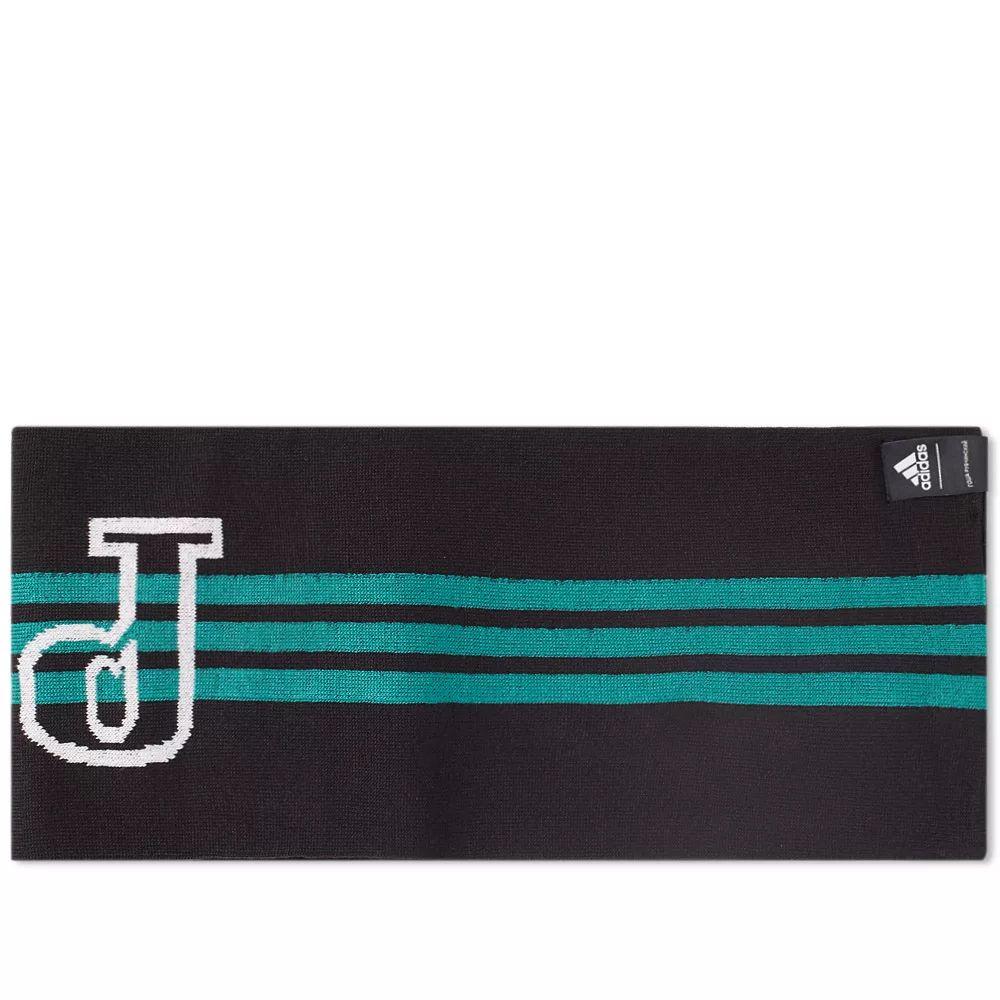 cheap for discount 1b186 1963d Gosha Rubchinskiy x Adidas Scarf Black  END.