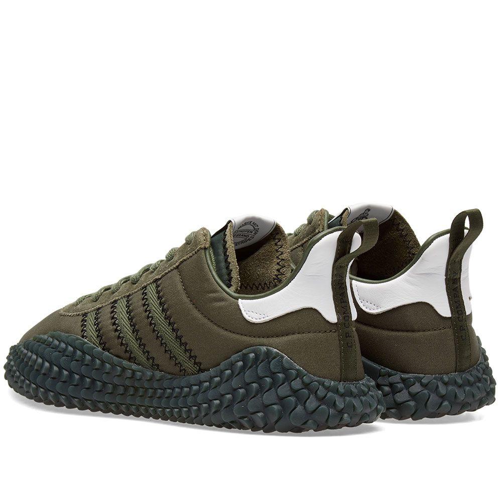 check out 4d8c1 bba26 Adidas x C.P. Company Kamanda. Cargo  Green