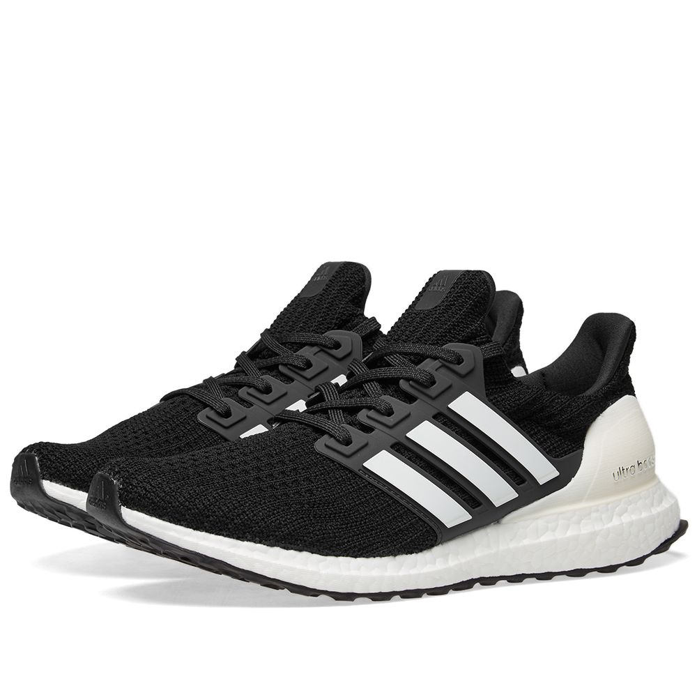 new arrival f2833 56afd Adidas Ultra Boost Core Black  Carbon White  END.