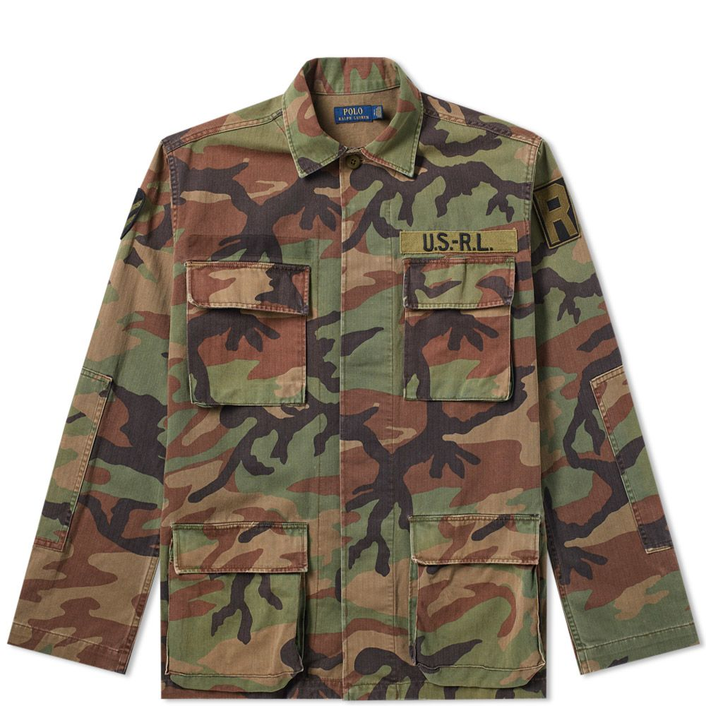 903cfcae14cbc homePolo Ralph Lauren Airborne Shirt Jacket. image. image. image. image.  image. image. image. image. image. image
