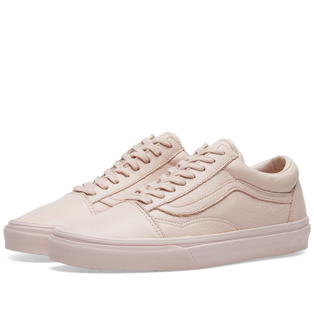 376ea37b75 Vans Old Skool Sepia Rose Mono