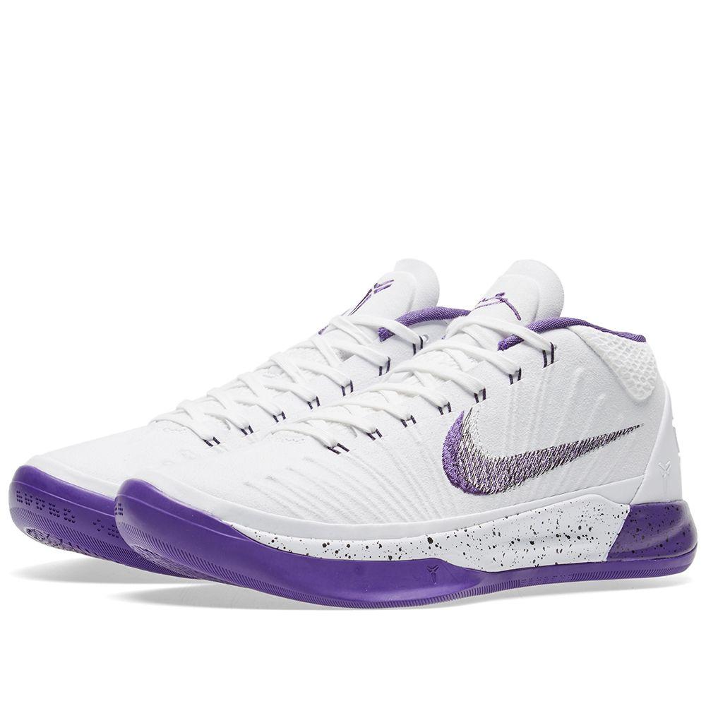 c5a2ebed166d Nike Kobe A.D. 1 White