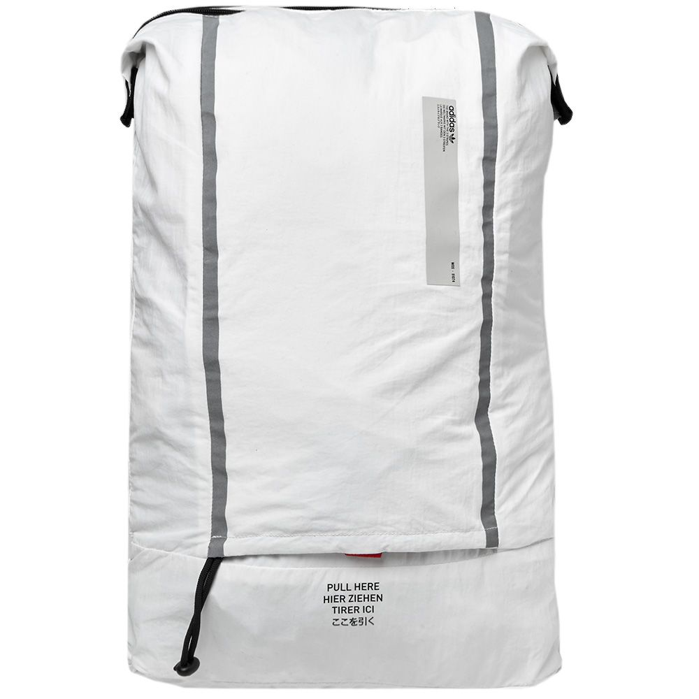 6d9c2f2327 Adidas NMD Packable Backpack Core White