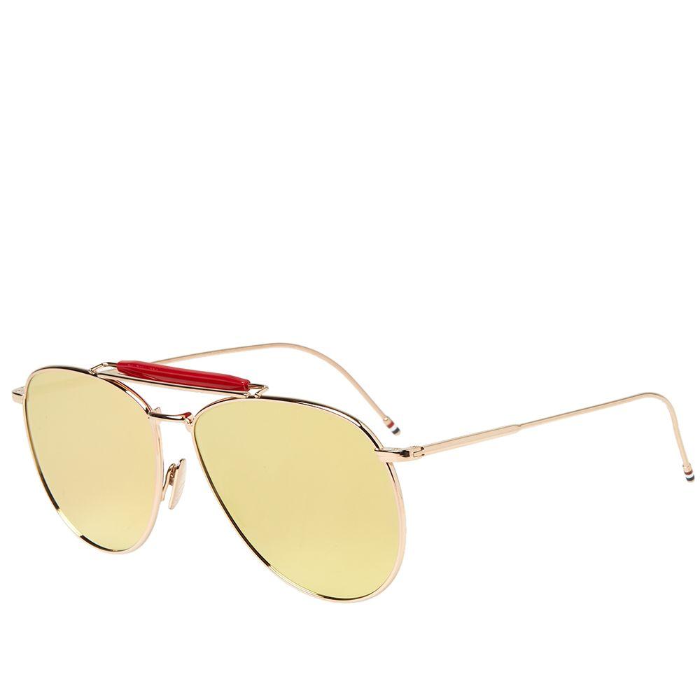 aadaae909708 homeThom Browne TB-015 Sunglasses. image. image. image. image. image