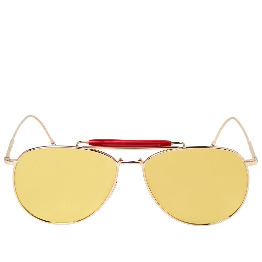 72197a5f9181 homeThom Browne TB-015 Sunglasses. image. image. image. image. image. image