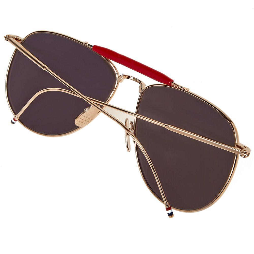 83b815a9434 homeThom Browne TB-015 Sunglasses. image. image. image. image. image.  image. image