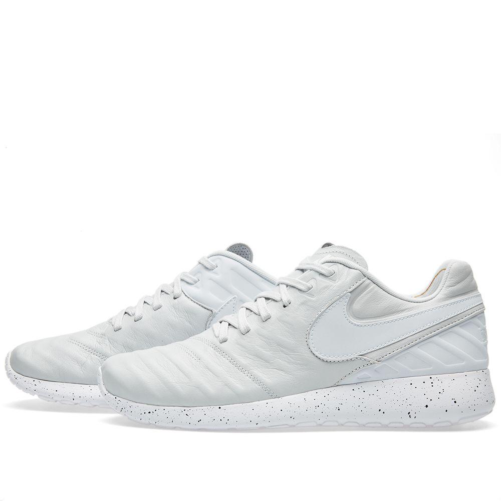 57be056712008 Nike Roshe Tiempo VI Pure Platinum   Black