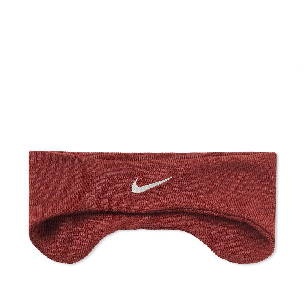 Nike x Undercover Gyakusou Headband Dark Team Red  dde249a61d7