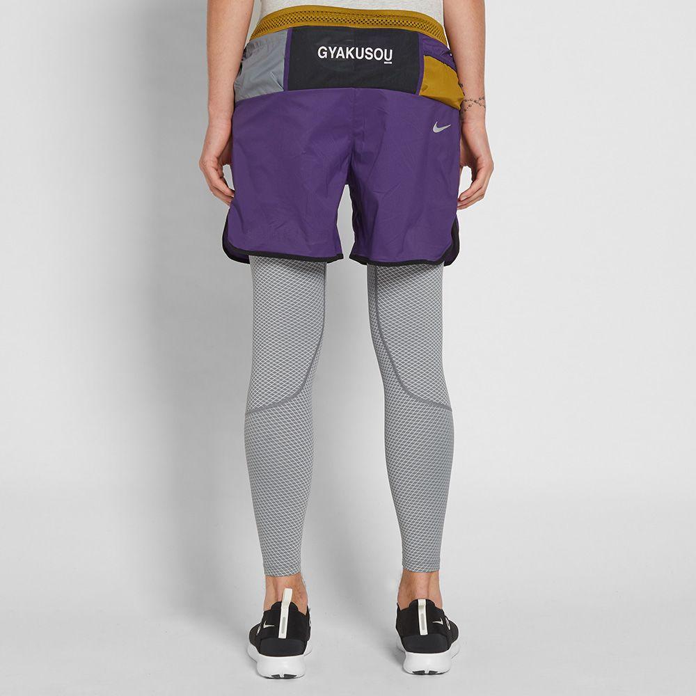 Nike x Undercover Gyakusou Short Ink 8cbd4dcd7
