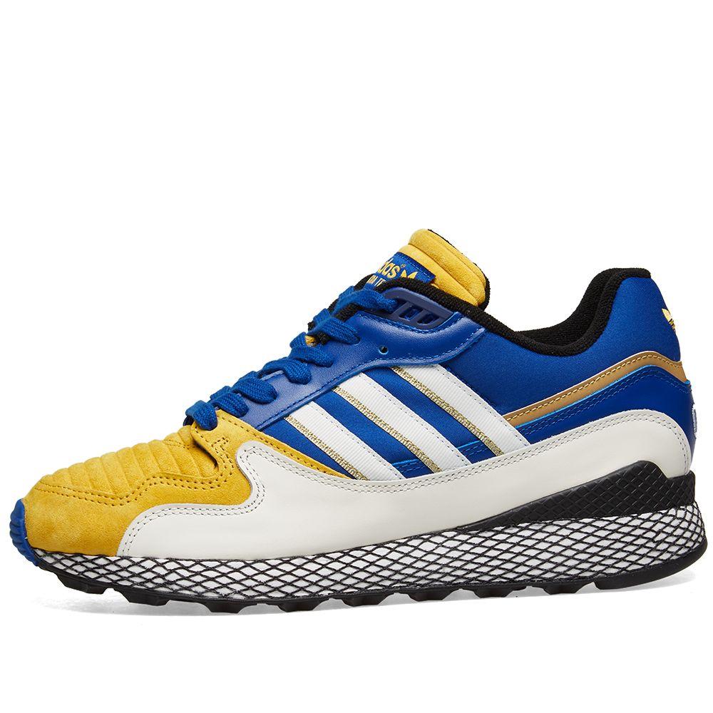 Adidas x Dragonball Z Ultra Tech  Vegeta  White 7cec7db43