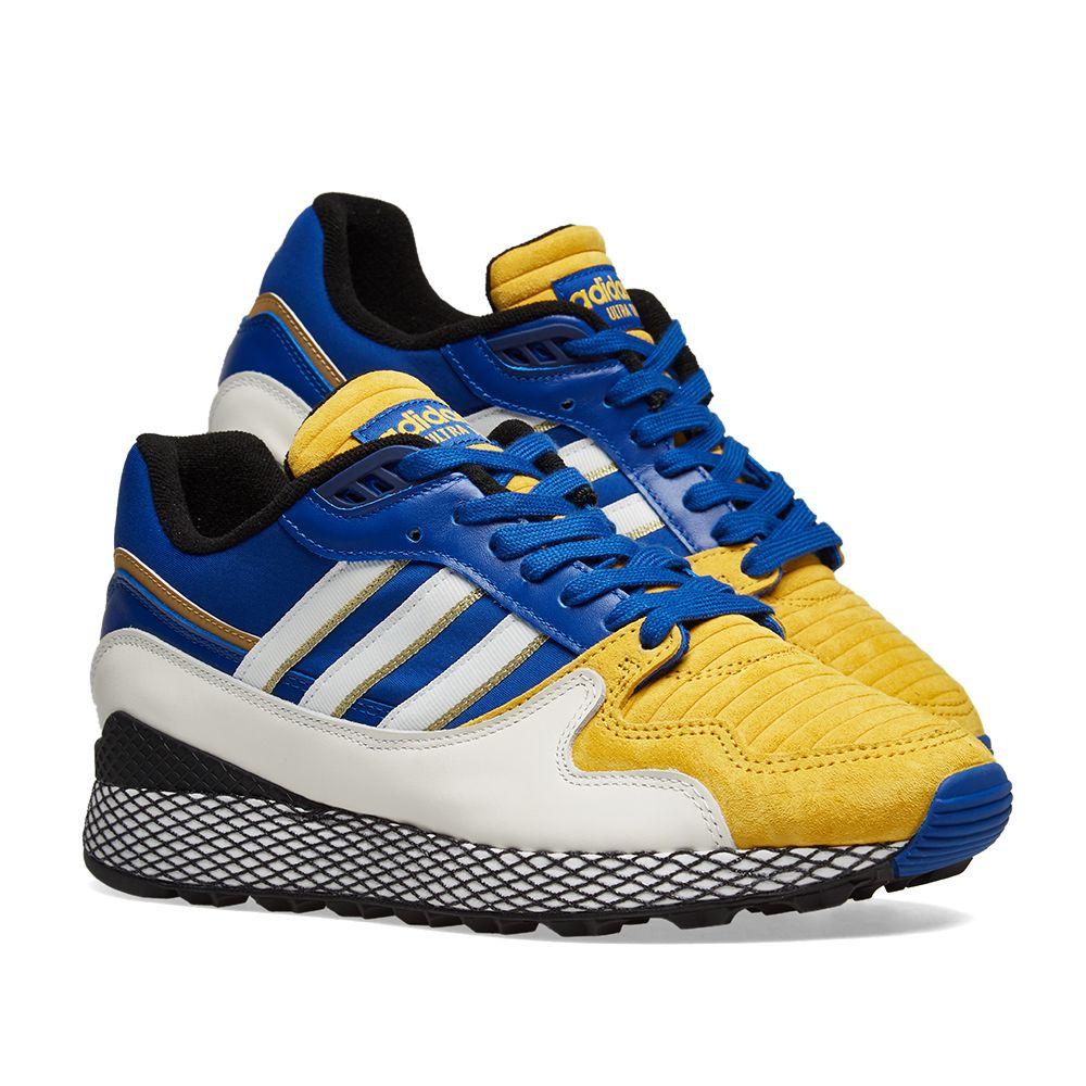 various colors 110c2 731de Adidas x Dragonball Z Ultra Tech Vegeta