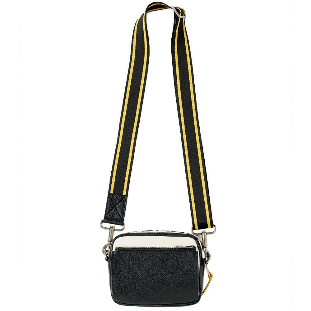 7376d26207 Givenchy MC3 Crossbody Bag Black   Yellow