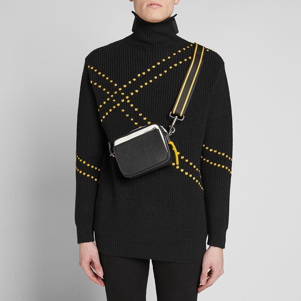 Givenchy MC3 Crossbody Bag. Black   Yellow.  1,075. Plus Free Shipping.  image. image. image. image. image. image e8309a656e