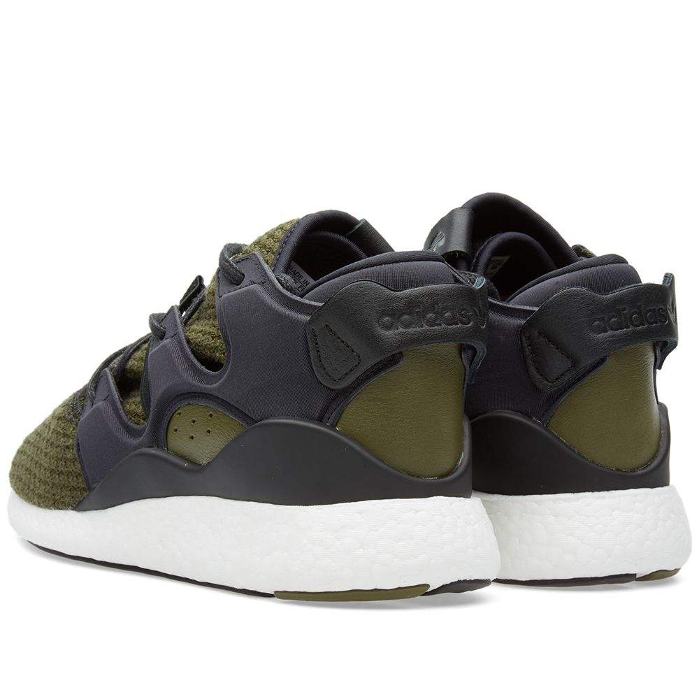 1639a50b2ae55 Adidas Consortium EQT 2 3 Athleisure Dust Green   Core Black