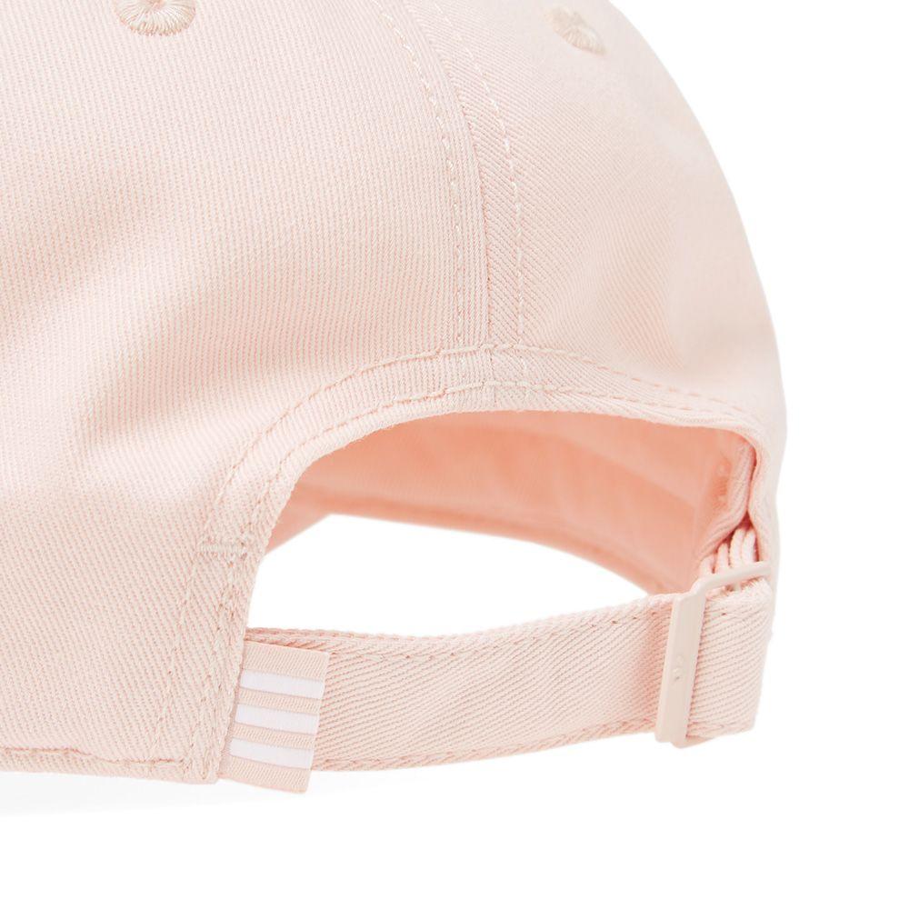c083930ab78 Adidas Trefoil Cap. Blush Pink   White. £19 £9. image. image. image. image.  image
