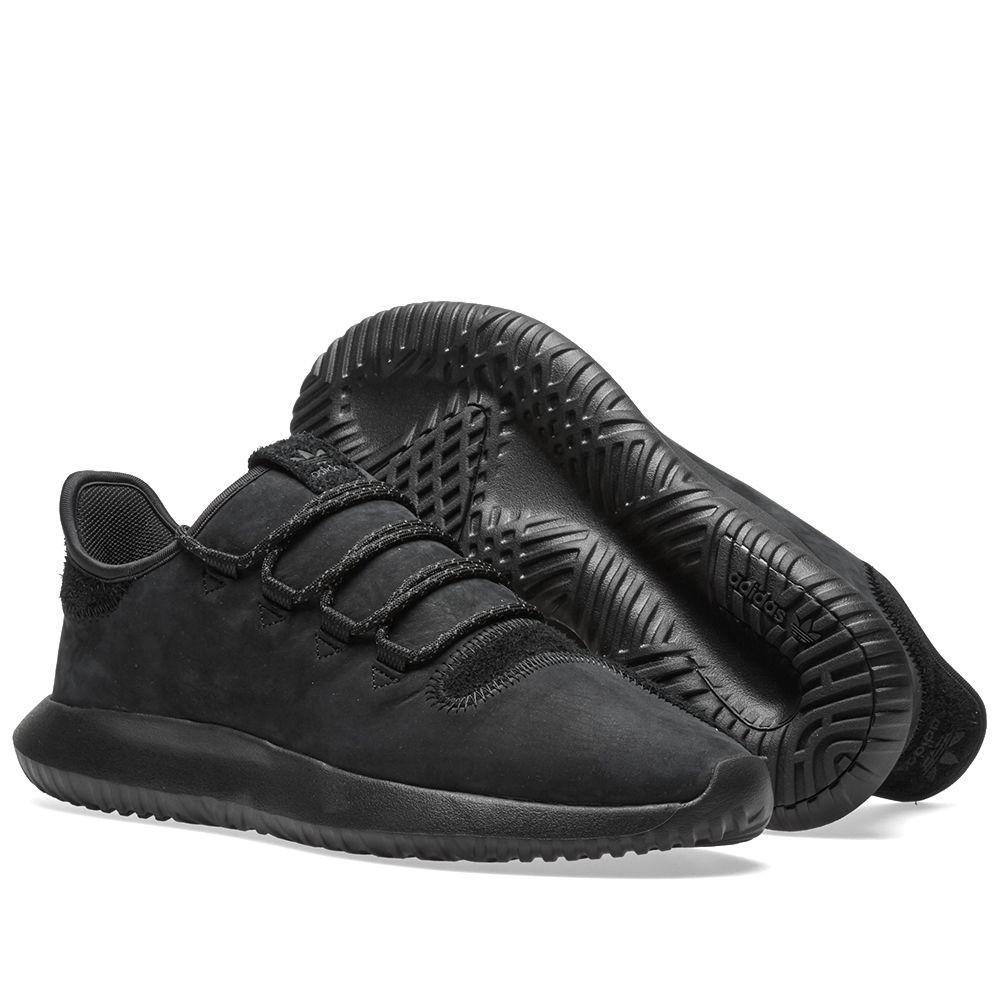 f1ff7d98bde0 Adidas Tubular Shadow Core Black   White