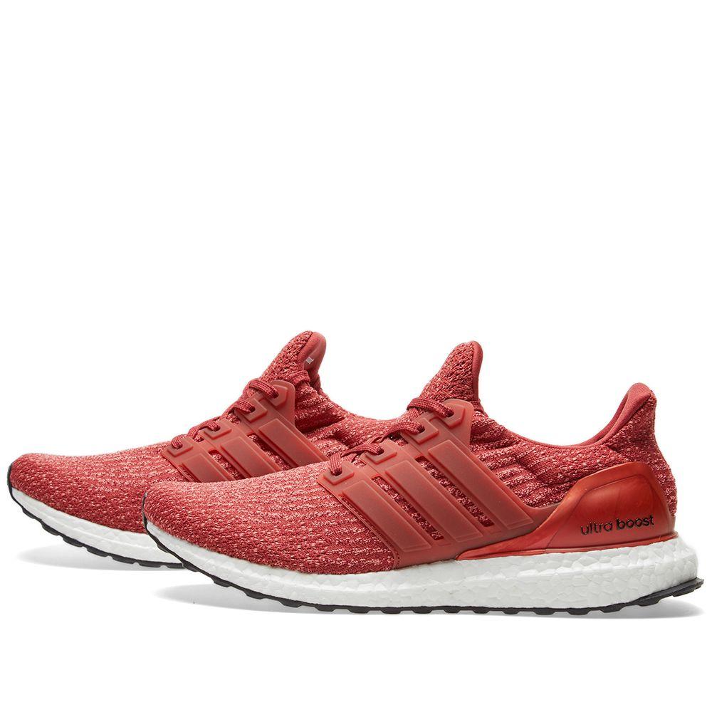 3537d8f5b Adidas Ultra Boost 3.0 W Mystery Red