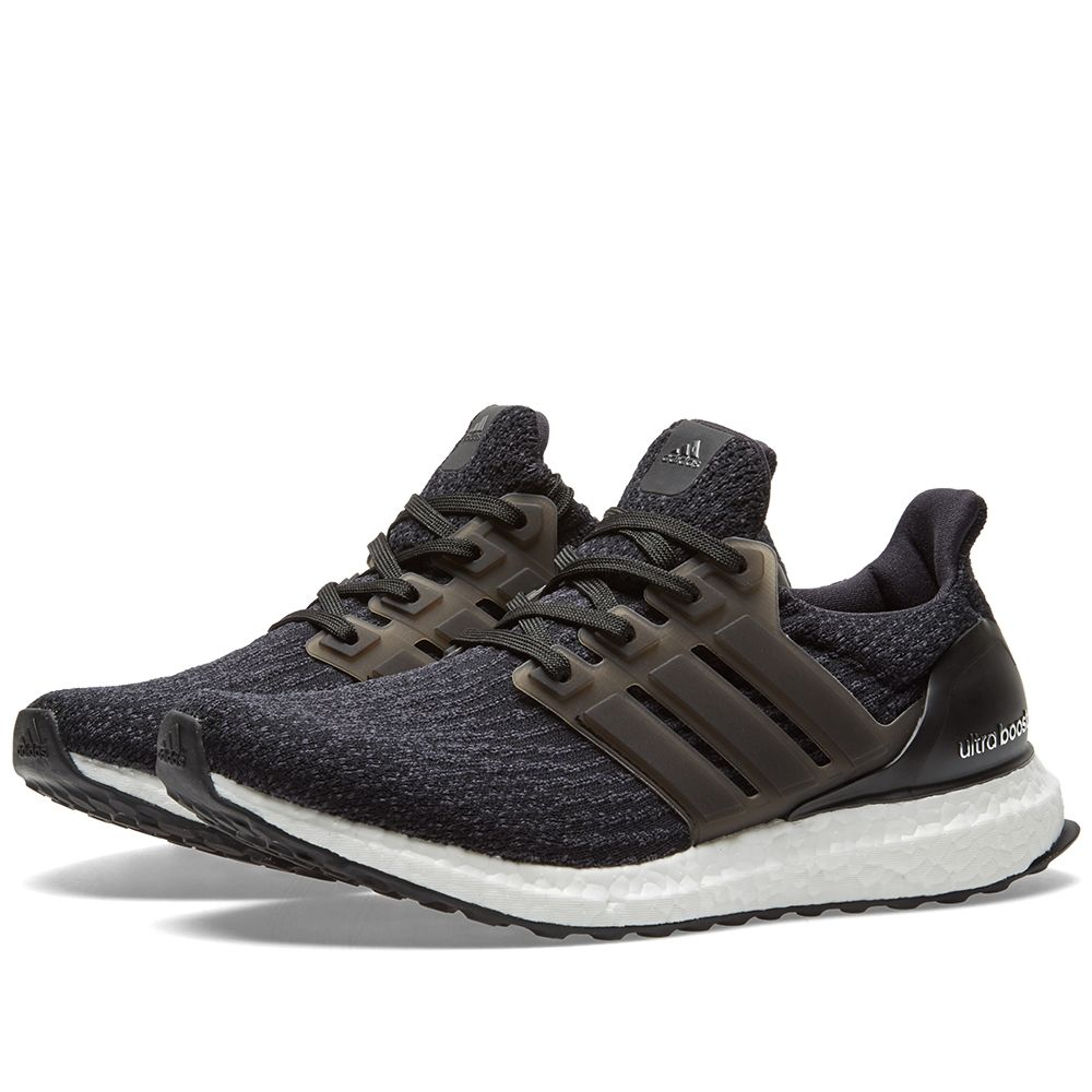 pretty nice 5b555 6546d Adidas Ultra Boost 3.0 Black   END.