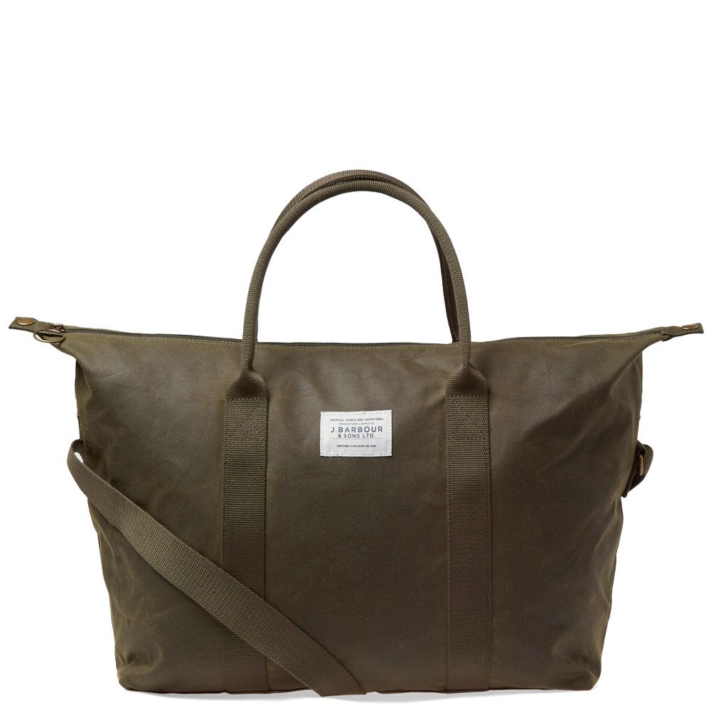 75773ed1b1 Barbour Archive Holdall Archive Olive | END.