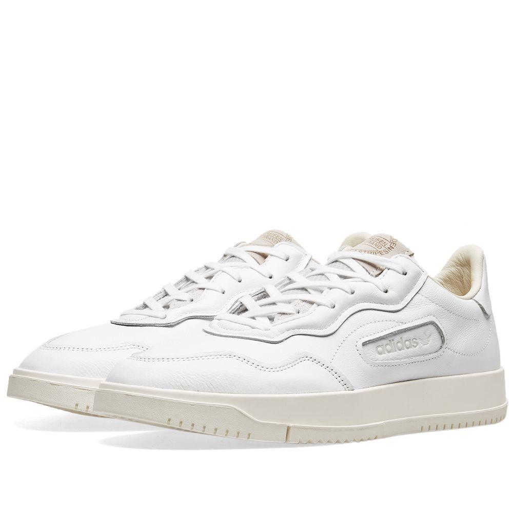 pretty nice 4fd6e 318b4 Adidas SC Premiere White, Crystal White  Chalk  END.