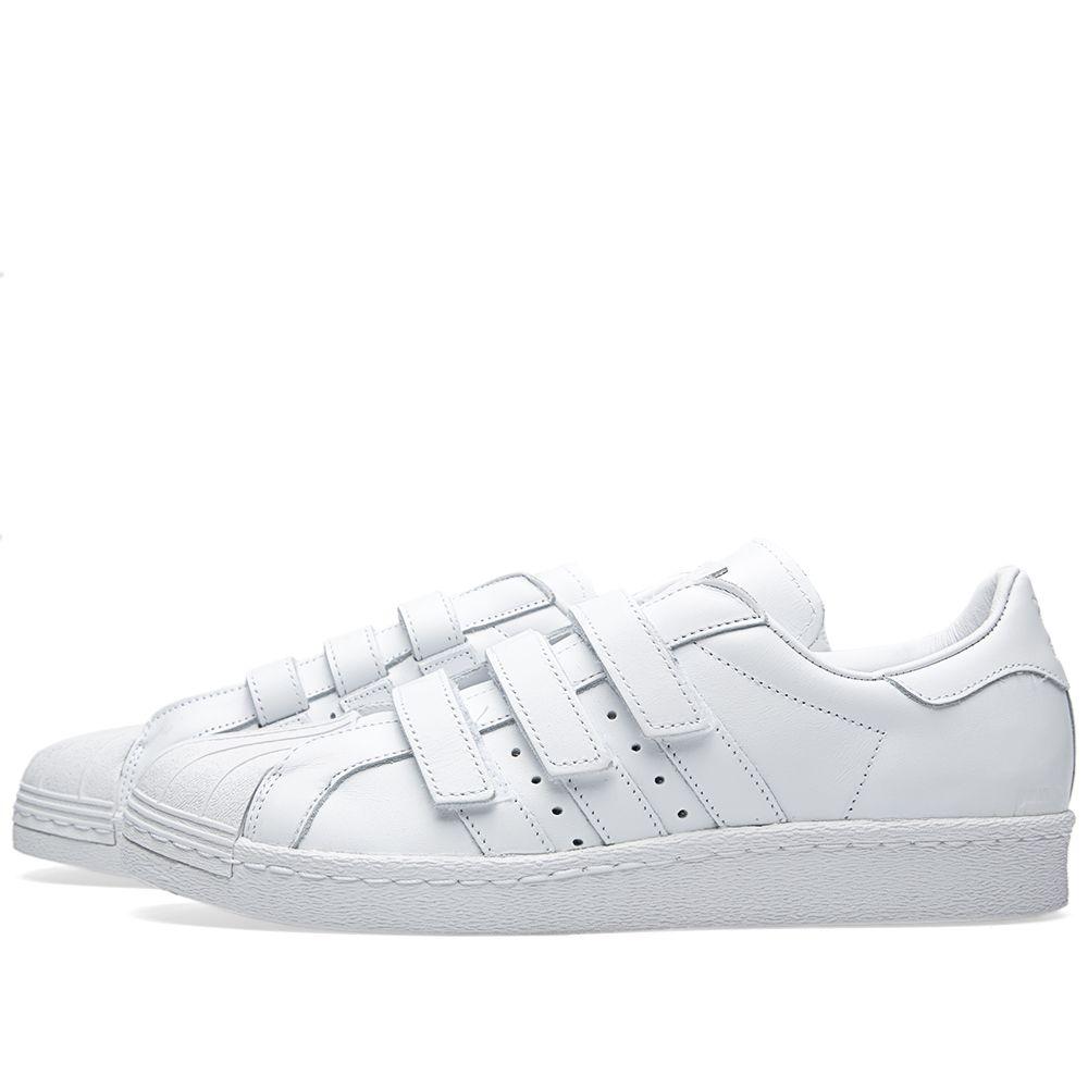Adidas x Juun J Superstar 80s White | END.