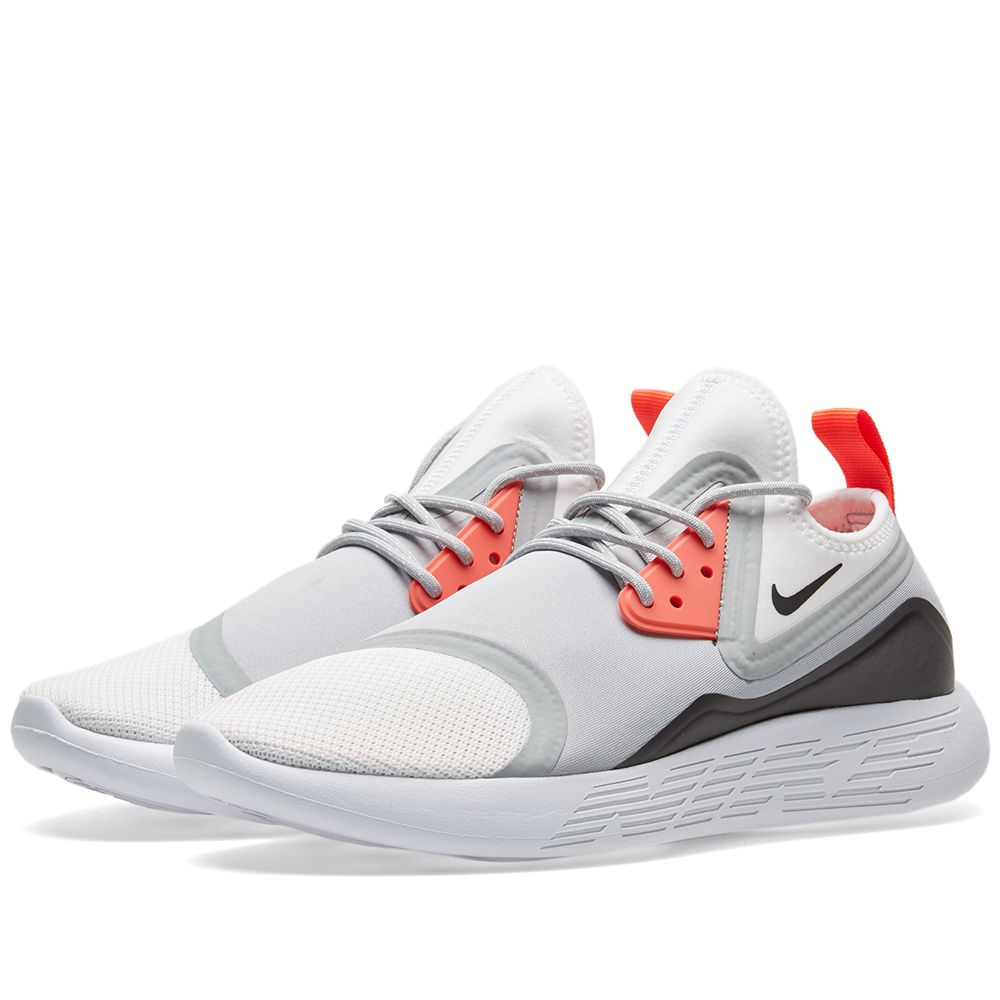 2c9831e863 Nike Lunarcharge BN Wolf Grey & White | END.