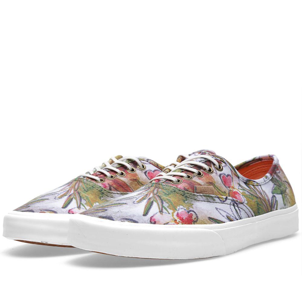 89b87746b9a Vans California Authentic CA Floral Camo
