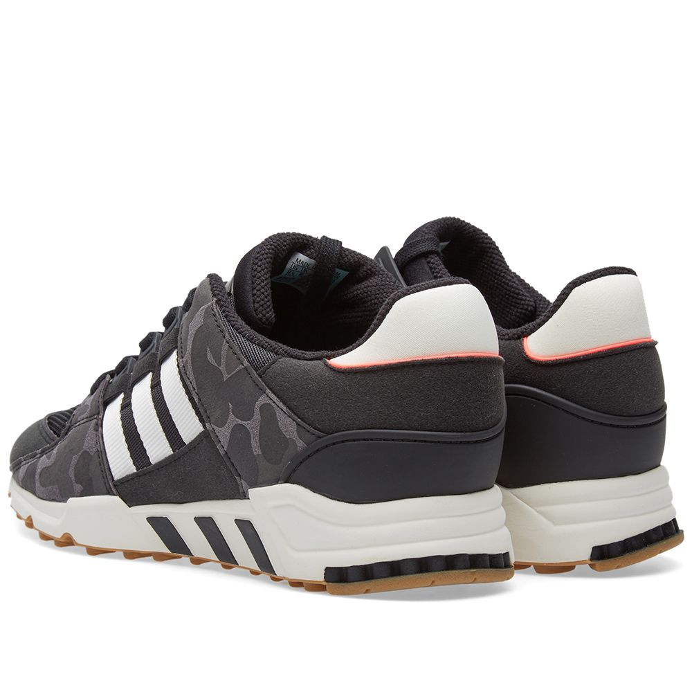 Adidas EQT Support RF Core Black   Off White  87ac31f471
