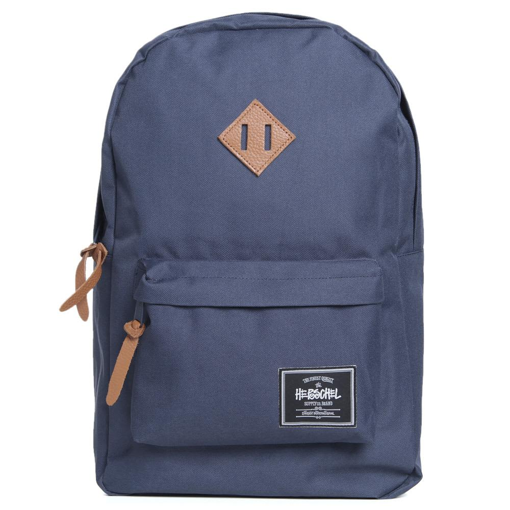 Stussy x Herschel Supply Co. Heritage Backpack. Navy. AU 129. image. image a767d81184f34