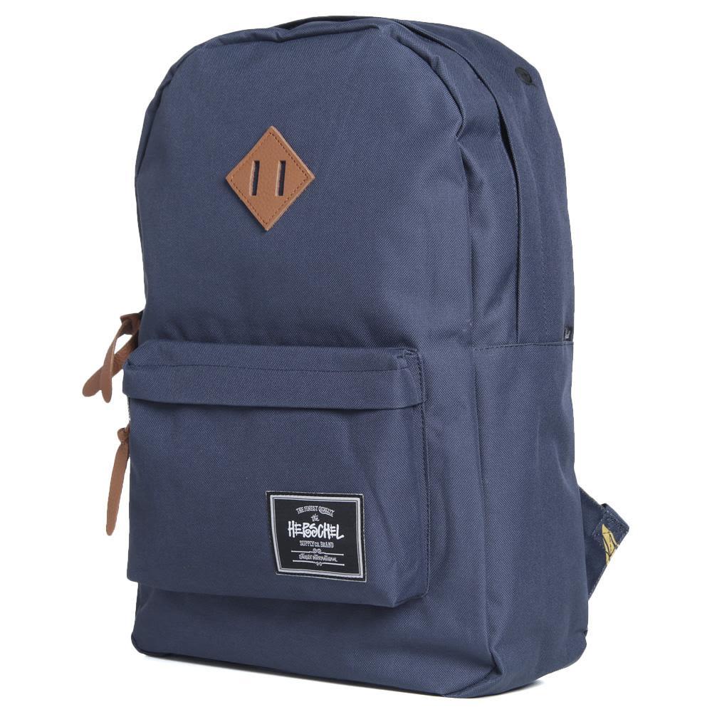 Stussy x Herschel Supply Co. Heritage Backpack. Navy. AU 129. image. image.  image. image 4cd077a39a5d7