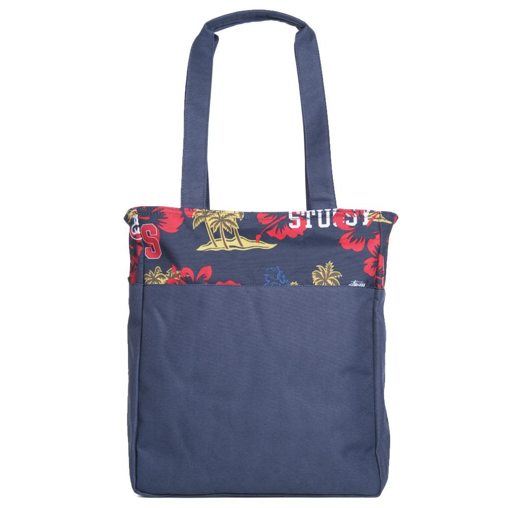 Stussy x Herschel Supply Co. Harvest Tote Bag Navy  a7c357d950fd1
