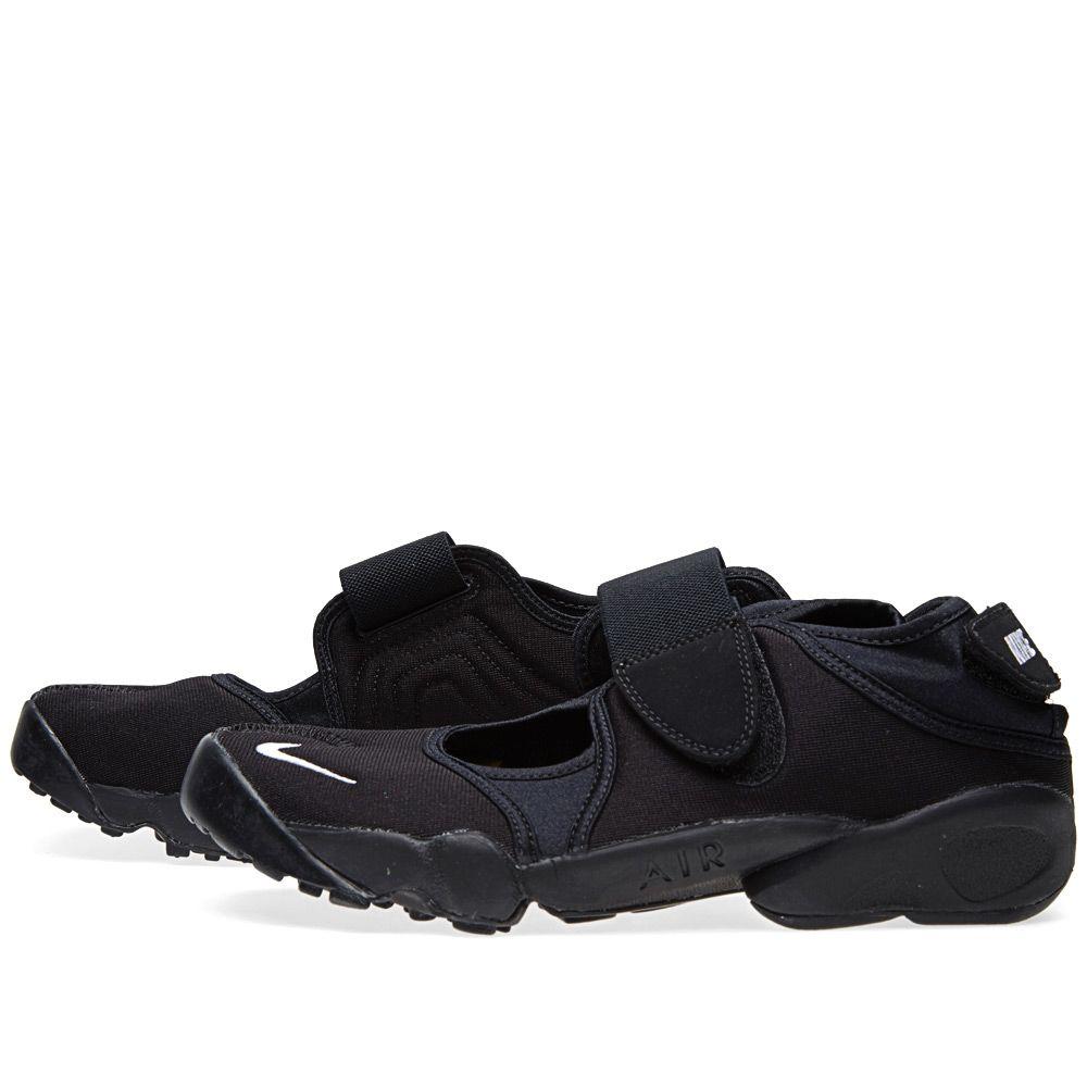 127160e120e649 Nike Air Rift MTR  Genealogy of Free  Black   White