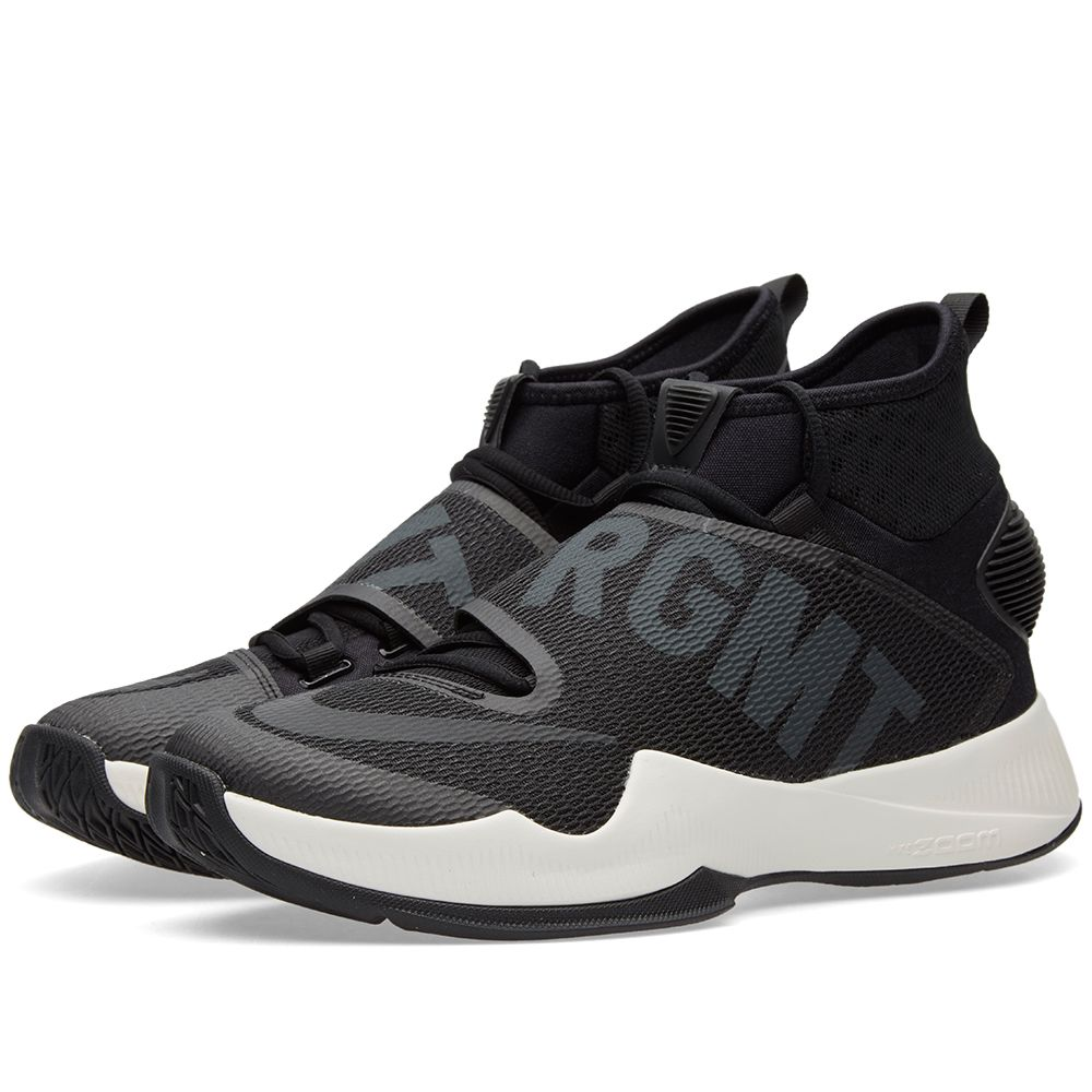 watch 0d1df 9b1f7 Nike x Fragment Design Zoom Hyperrev 2016 Black, Anthracite   Sail ...