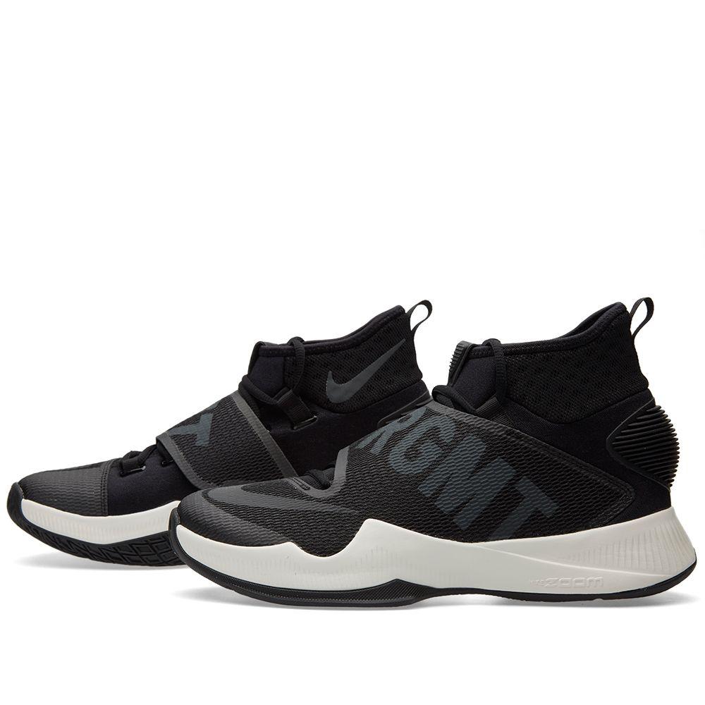 f0fb6fdedebd Nike x Fragment Design Zoom Hyperrev 2016 Black